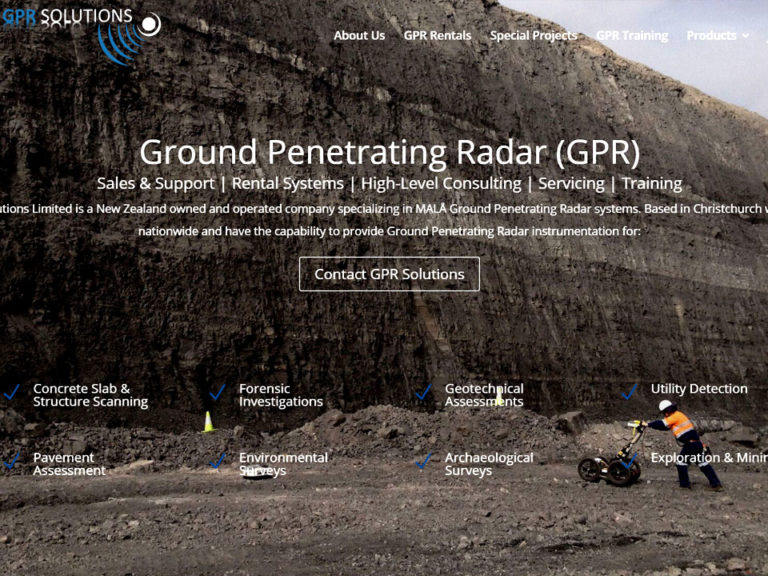 GPR SOLUTIONS