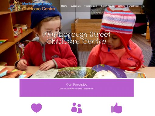 MARLBOROUGH STREET CHILDCARE CENTRE
